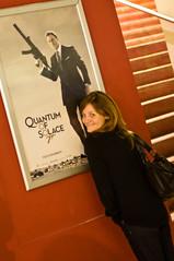 James Bond Quantum of Solace Aston martin DBS @Utopolis Luxembourg -60