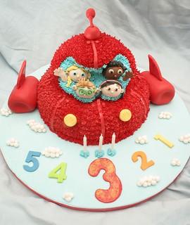 Little Einsteins Cake for Zoe