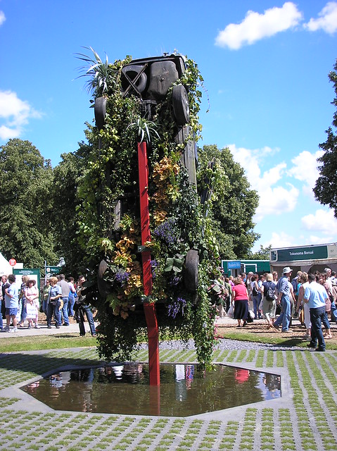 Hampton Court Palace Flower Show 2007