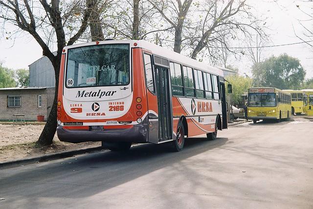Me presento. mods de buses