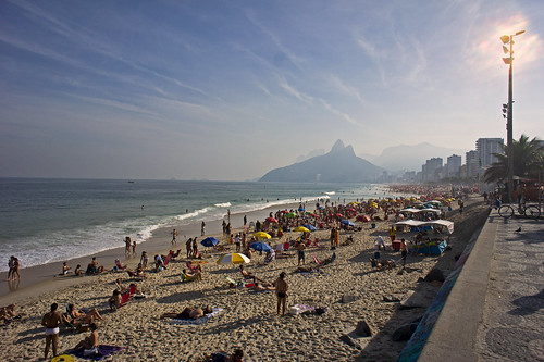 Ipanema Beach, Rio | by JarleNaustvik