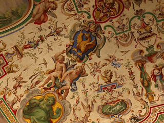Ceiling mythology