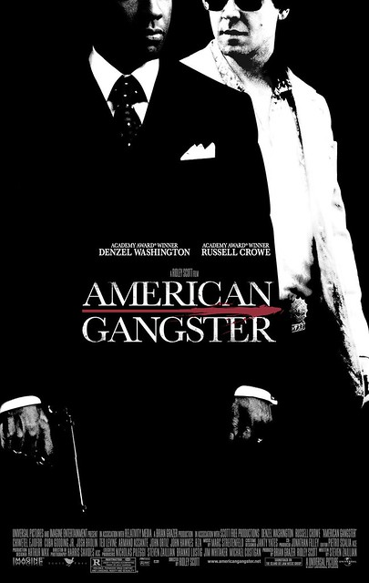 Header of American Gangster