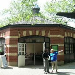 Central Park Visitor Centre