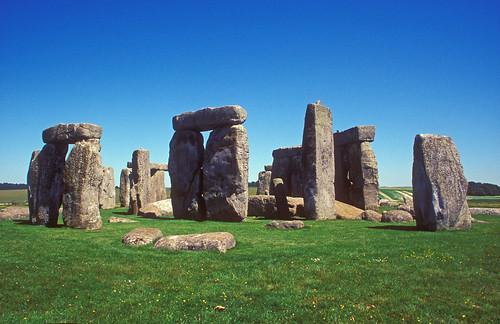 England, Stonehenge by richard.mcmanus.