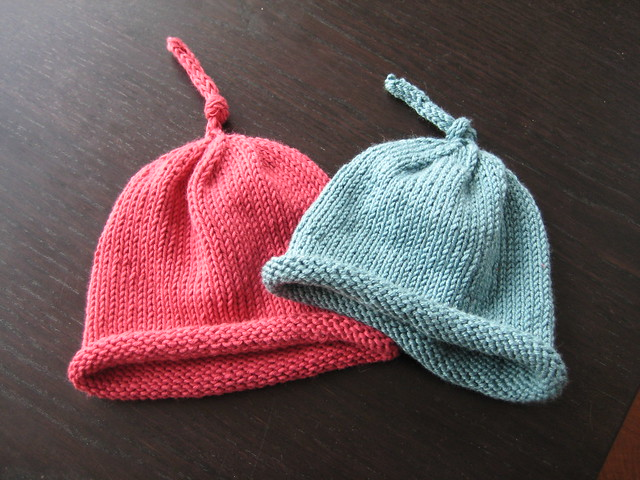 Knitting Pattern Umbilical Cord Hat : Umbilical Cord Baby Hats Flickr - Photo Sharing!
