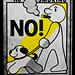 No Smoking No Pet by curiousbrandt