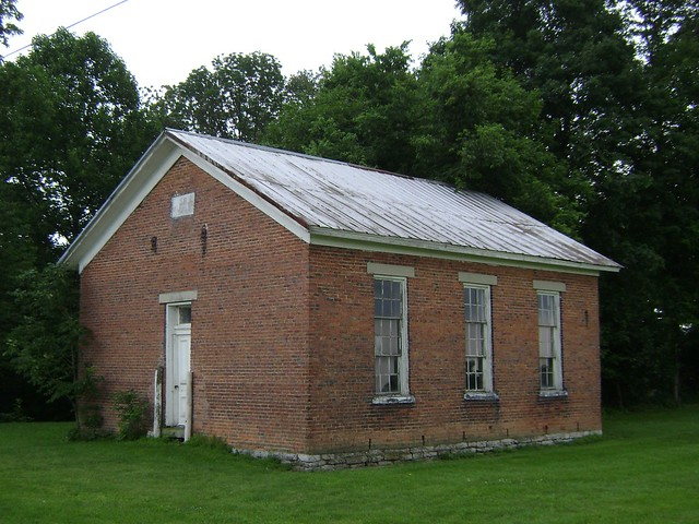 West Elkton, Ohio- Kenworthy Schoolhouse