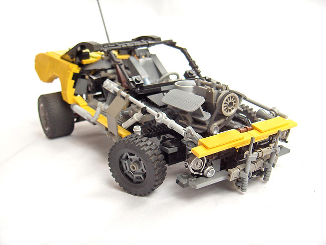 Dodge 2 Based On The Car From Hl2 Which Is Loosely