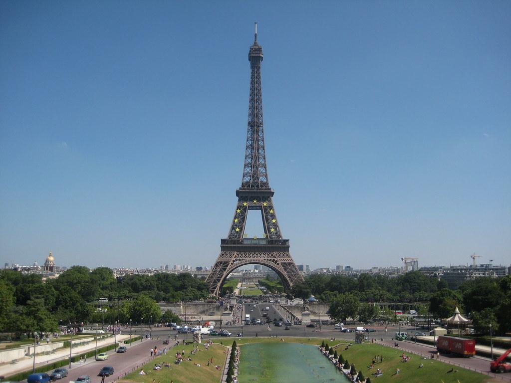 Paris Got A Job Watchword A..