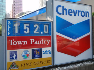 Vancouver Gas Prices - July 1st