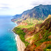 na pali coast by air