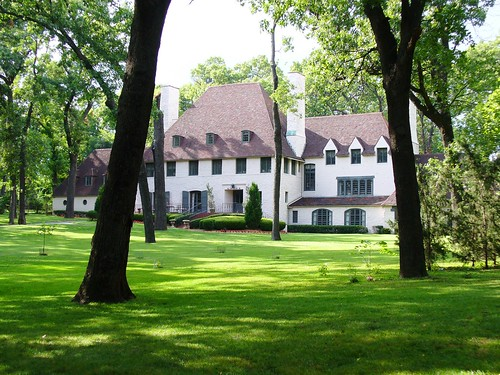 McClintock Mansion, Tulsa
