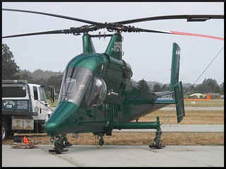 Kaman K-Max Heavy Lift Chopper