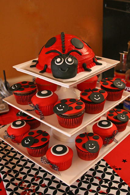 ladybug baby shower flickr photo sharing