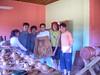 Jovenes talladores El  AltO con A. Landivar SIV