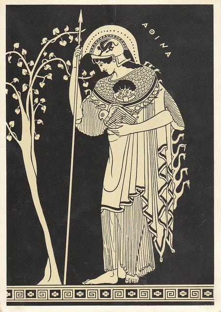 The Symbol Of Athena