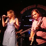 Tue, 12/06/2007 - 7:04am - Joan Osborne performing at The Cutting Room for an FUV crowd and special broadcast