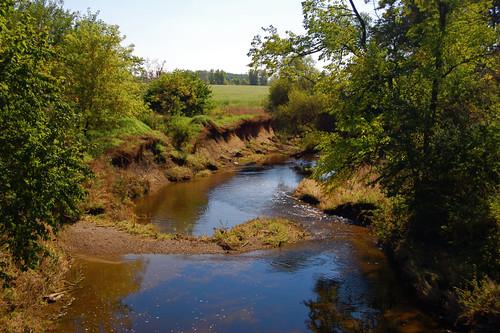 草原溪(Prairie Creek)。(照片:reallyboring。)