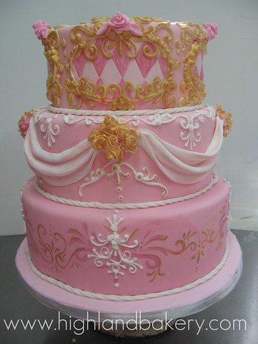 versaille wedding cake 2