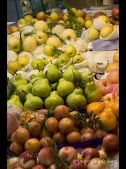 2008-10-01 Bangkok, China Town, Fruit
