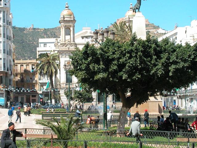 Header of Algeria