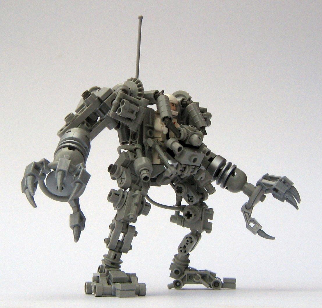 TitanFall Lego Avatar Image 2