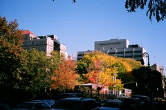 Beth Israel Over Stuyvesant Square by edenpictures, on Flickr