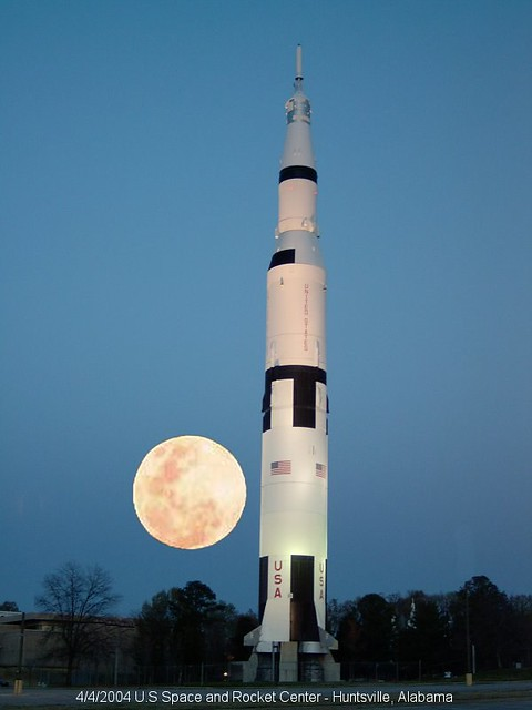 huntsville space and rocket center - photo #35