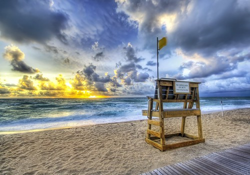Alone at the Beach | by Trey Ratcliff