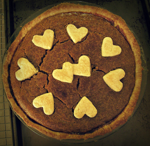 Pumpkin Pie Love - Overachiever's Pumpkin Pie