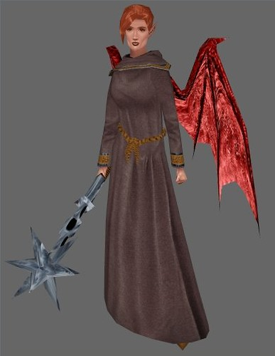 Half Dragon Cleric Model Fantasy Art And Portraits Showcas