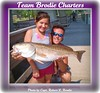 FAMILY FISHING ON THE MISSISSIPPI GULF COAST IS OUTSTANDING - Photo by Capt. Robert L. Brodie by teambrodiecharters