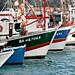 Bateaux ©  Office de Tourisme de Saint-Jean-de-Luz