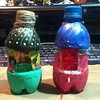 Recycled Soda Bottle Bird Houses/Feeders #recycle #diy #craft