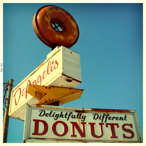Deangelis (delightfully Different) Donuts  Flickr  Photo. Vampire Signs. Hang Loose Signs Of Stroke. Shy Signs. Food Preparation Signs Of Stroke. Gallbladder Attack Signs. Survivor Signs. Occupational Hazard Signs. Evil Eye Signs