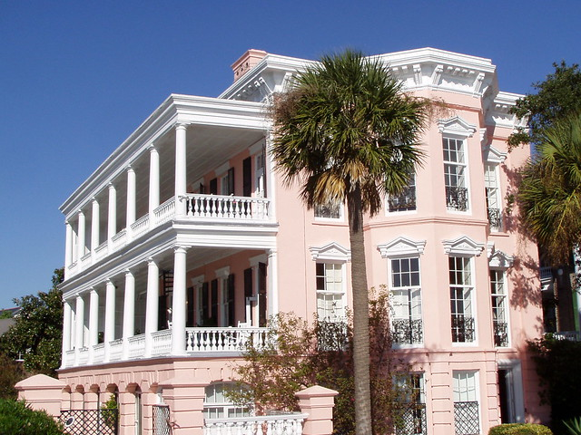 The palmer house the battery charleston sc flickr for Palmer homes