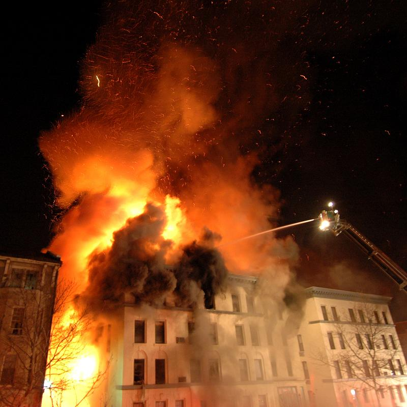 Mount Pleasant Fire #19