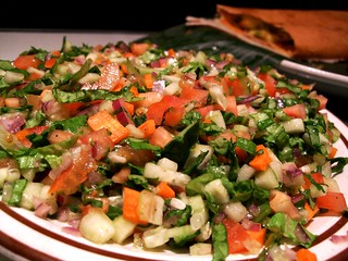koshimbir / kachumber salad
