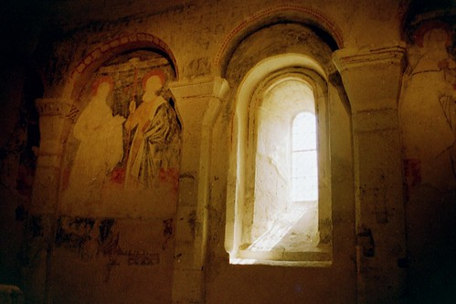 Bourg du Bost church
