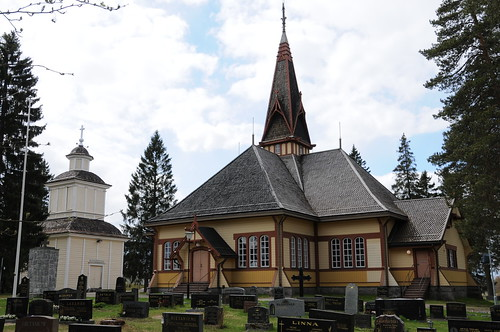 church finland perho