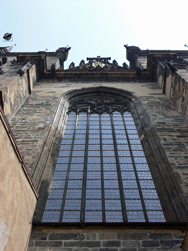 Tyn előtti Miasszonyunk-templom - Tyn cathedral - Matka bozi pred Tynem