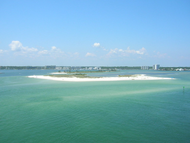 robinson island orange beach alabama - perdido key