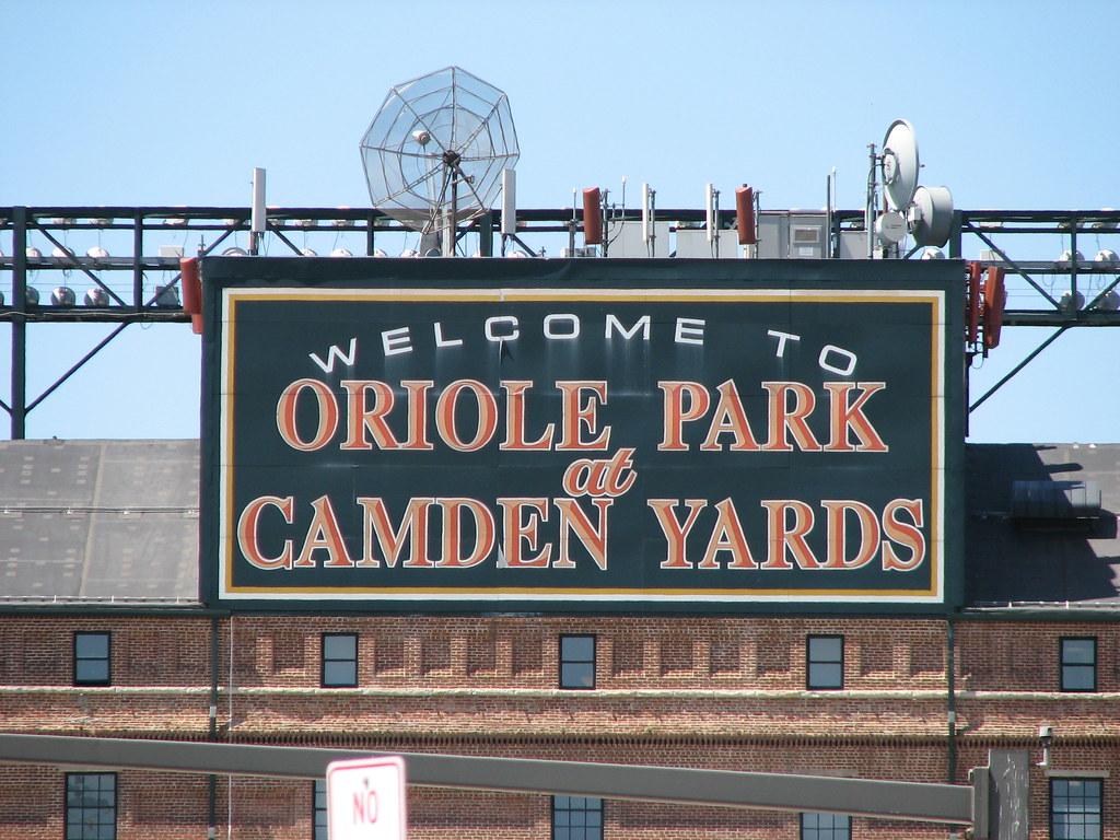 oriole park at camden - photo #34