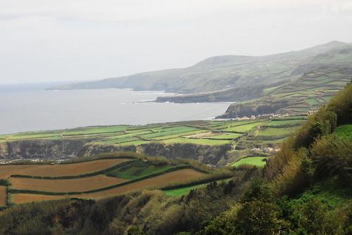 Azores panorama
