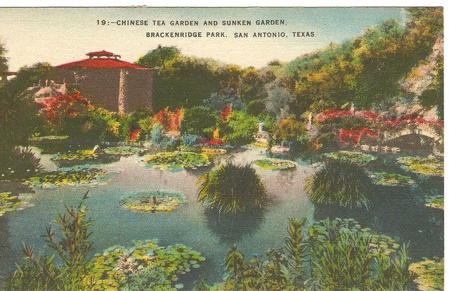 Old San Antonio Chinese Tea Garden Flickr Photo Sharing