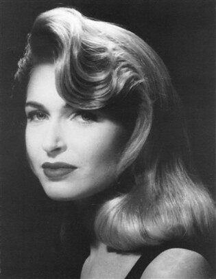 how to style 1940s hair 40 s hairstyles a gallery on flickr 6901