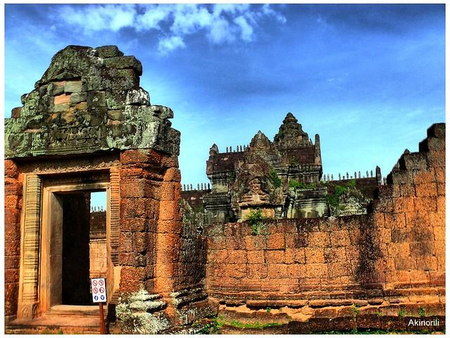 Banteay Samre(班提色瑪寺)