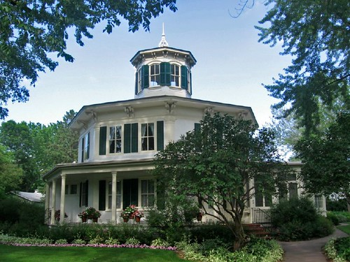 Octagon house, Hudson, Wisconsin
