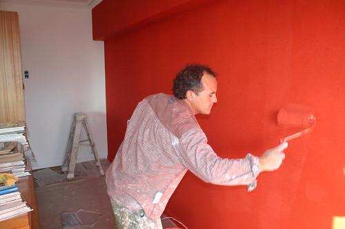 Alfonso u pintando mi casa flickr photo sharing for Como puedo pintar mi casa